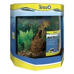 10 Gallon LED Desktop Aquarium Kit