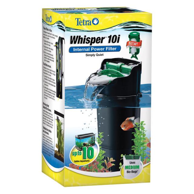 Whisper® Internal Aquarium Power Filters