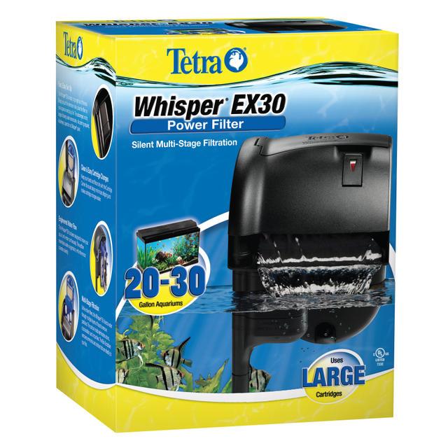 Whisper® EX Aquarium Power Filters