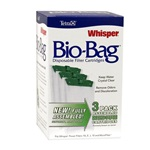 Whisper® Assembled Bio Bag Filter Cartridges