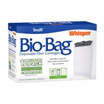 Whisper® Unassembled Bio Bag Filter Cartridges