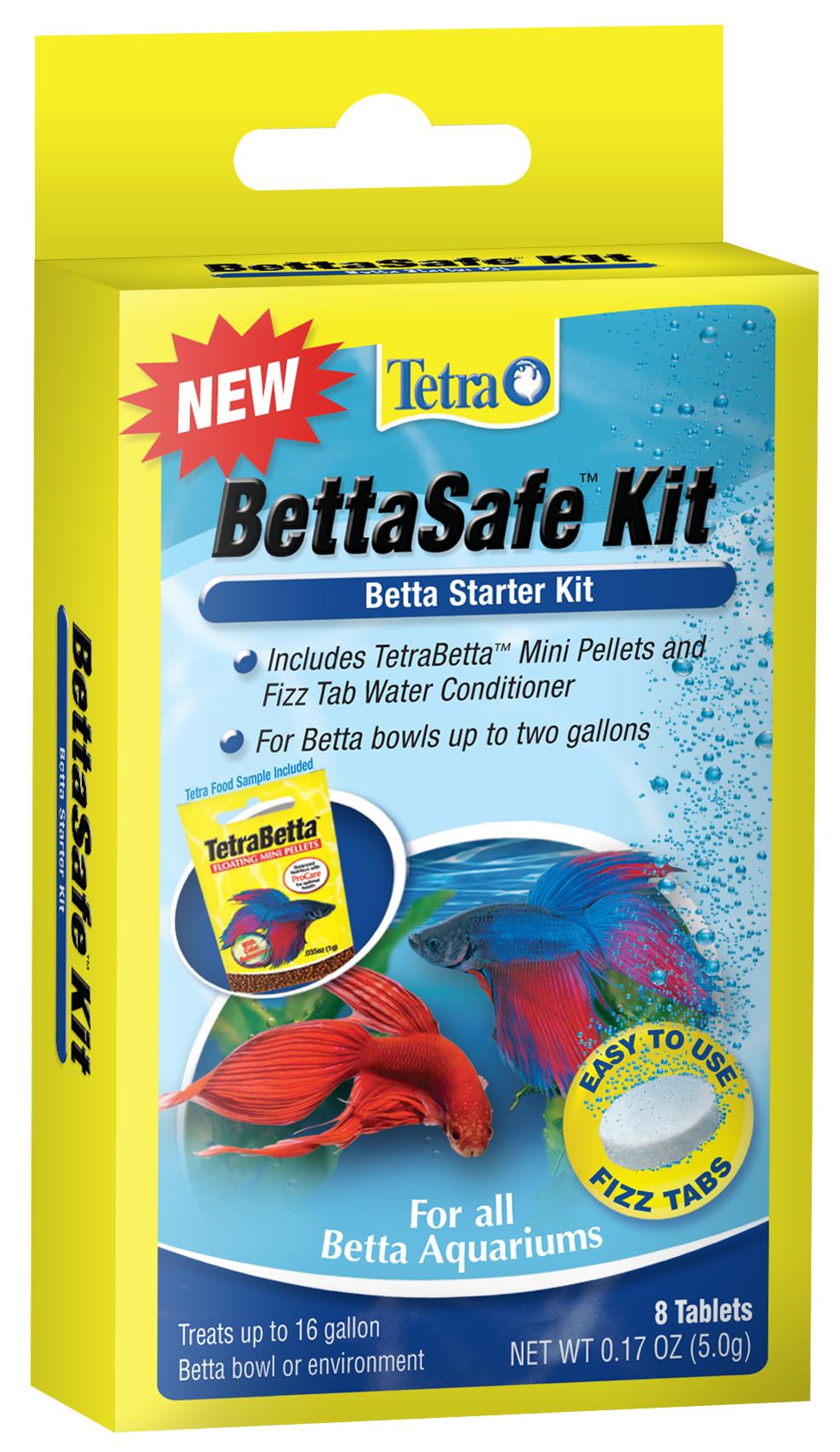 BettaSafe Water Conditioner for Betta Fish Kit